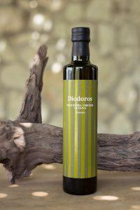 Diodors, l'olio extravergine della Valle dei Templi di Agrigento