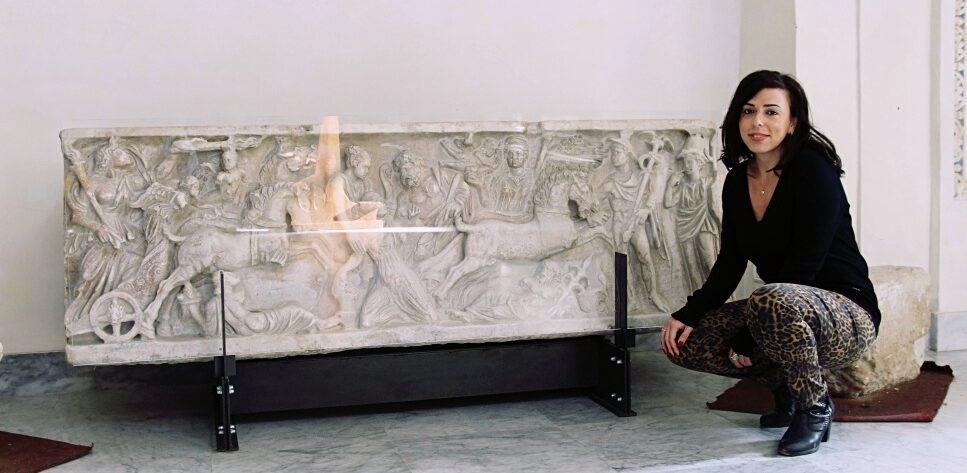 Atena e l'olivo nel mito e nella storia